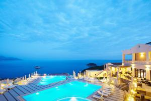 about Sivota Diamond Spa Resort info
